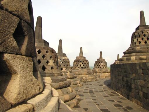 Super Stupas.