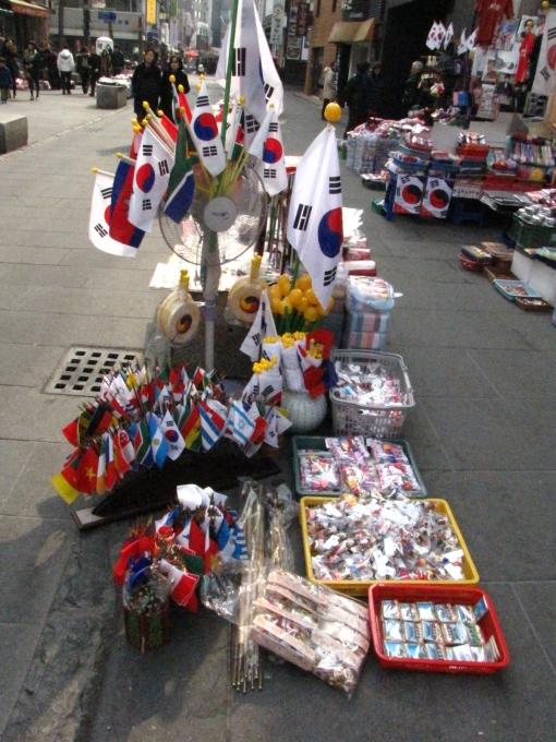 Insadong-gil Market