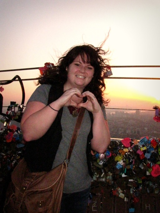 Locks of Love at North Seoul Tower